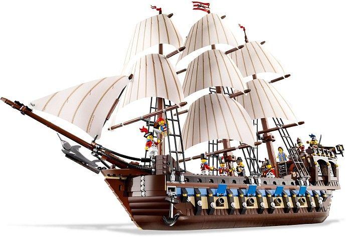 Lego 10210 Imperial Flagship Pirates Huge SHIP SEALED Brand New | eBay