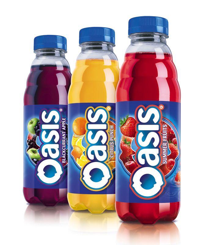 Oasis #packaging