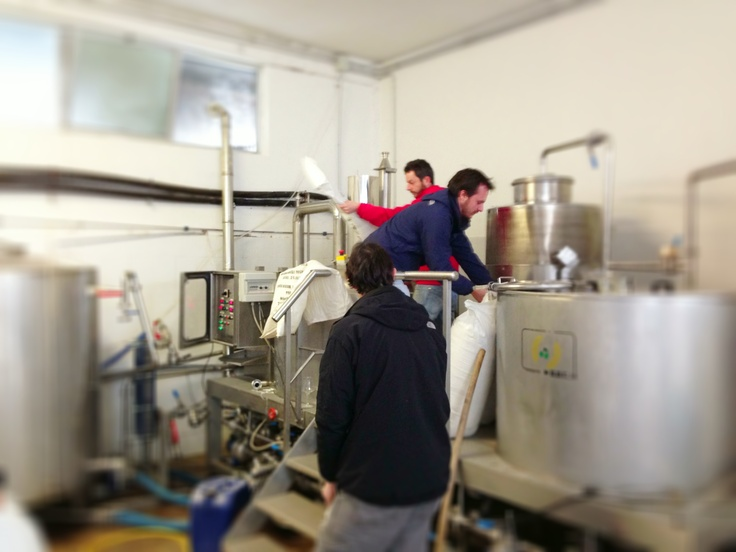 The latest brew of our Echteborgo project
