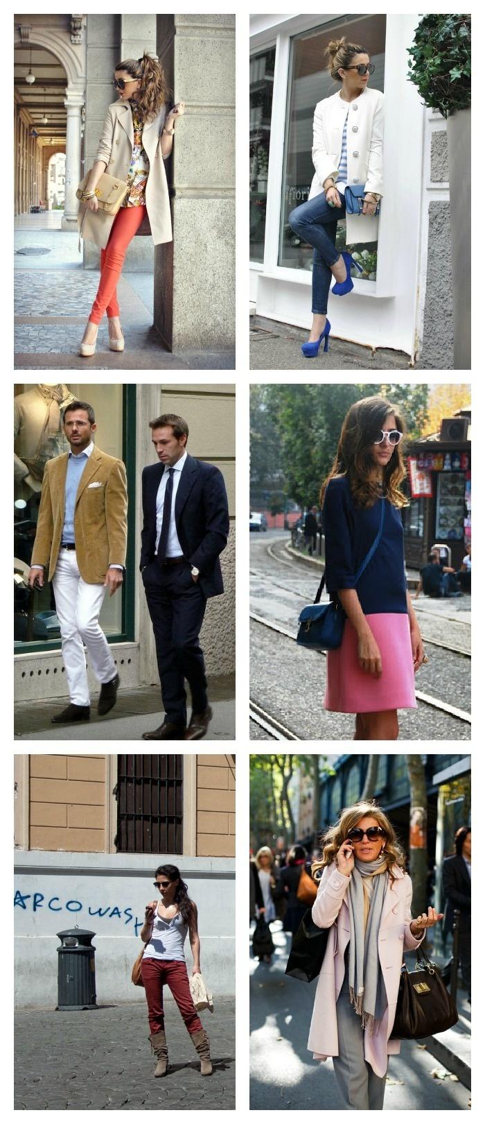How to Dress Like an Italian: Spring Edition
