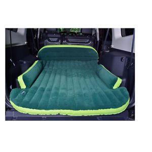 Details Zu Luftmatratze Aufblasbare Matratze Für Rücksitz Bett SUV  Auto Kissen 180 X 130cm