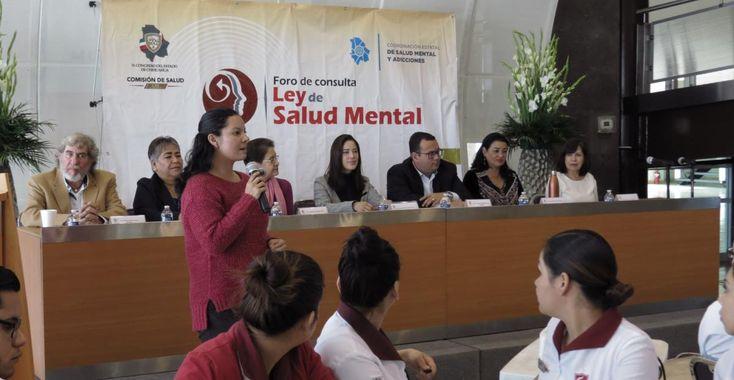 Reciben diputados propuestas para la Ley de Salud Mental en Delicias   El Puntero