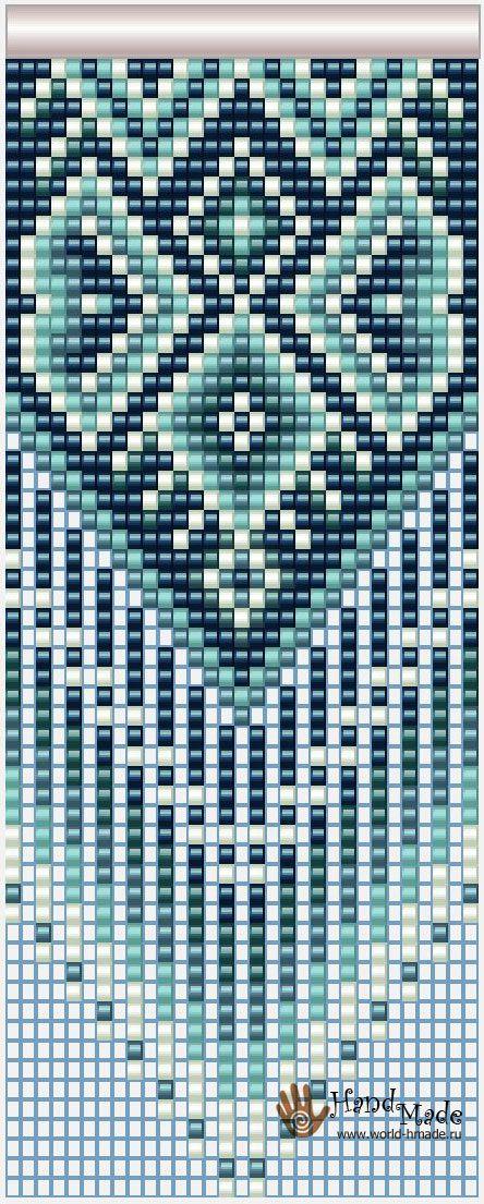 Белка бисера схема плетения фото 558