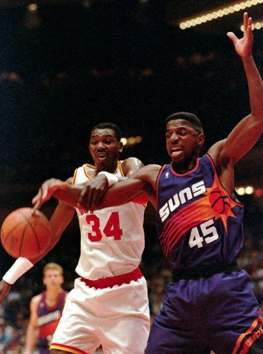 A.C. Green – Signed Sept. 28, 1993 | The former Laker