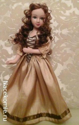 Constance-Bonacieux-DeAgostini-porcelain-doll