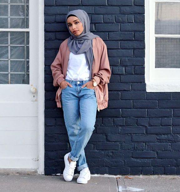 1000 Ideas About Hijab Styles On Pinterest Hijab Fashion Hijab Outfit And Hashtag Hijab