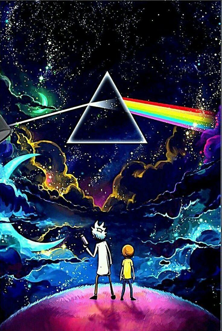 Pink Floyd Pink floyd dark side, Papel de parede