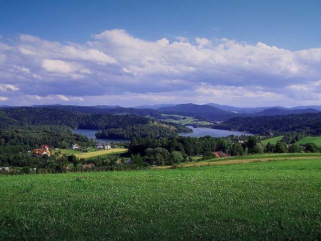 Solina Lake