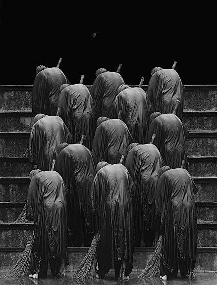 El oscuro mundo del fotógrafo Misha Gordin