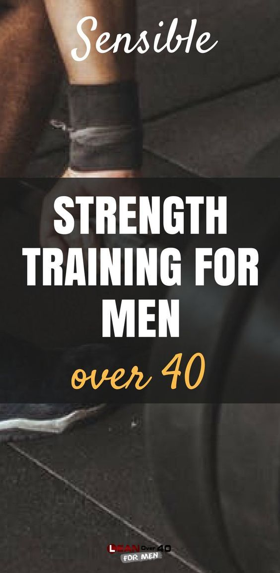 40 strength training workout routine plan beginners lean beginner plans program muscle fitness weights older forties strong build