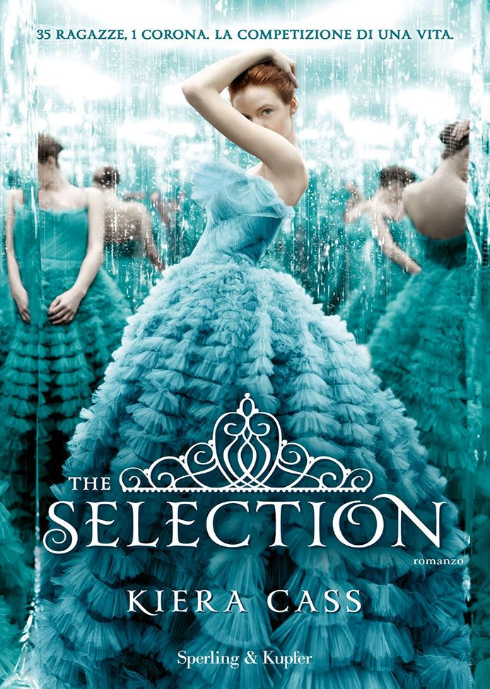 Words of books: Recensione | The Selection di Kiera Cass