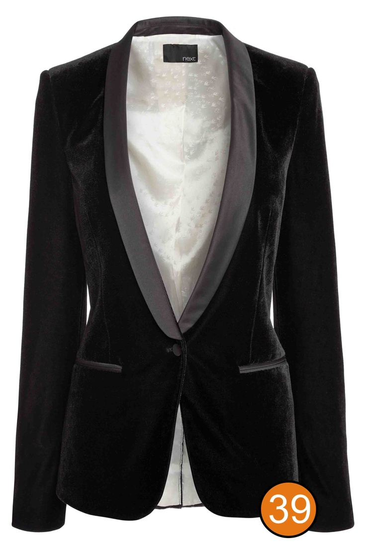 Black Velvet Jacket a must have for every woman's closet.
