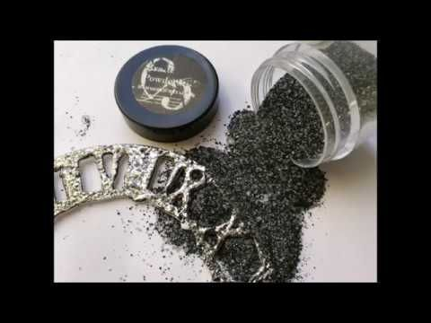 Embossing powder - Emerald creek - product video