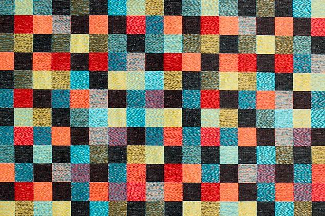 Hurtownia,alaAlkantara,tkaniny tapicerskie,materiały tapicerskie - Tkanina Barcelona, Tkaniny w kratę 4362