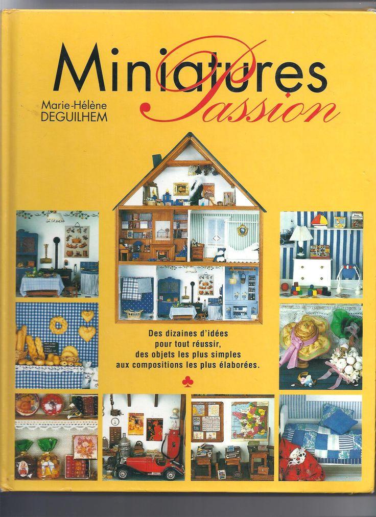 45 best livres et revues sur les miniatures images on. Black Bedroom Furniture Sets. Home Design Ideas