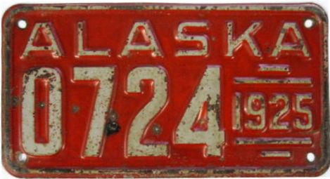 Vehicle Registration Plate, Registration Plates, Car License Plates, Alaska, Car Number Plates