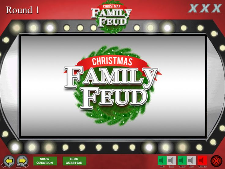 family feud power point template. best 25+ free family feud game, Powerpoint templates