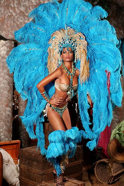 Costume Section for Tribes:The Mystery of Loulan   Trinidad Carnival Costumes 2010