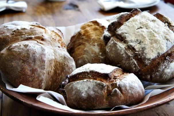 Fresh Sourdough Bread #FromScratch