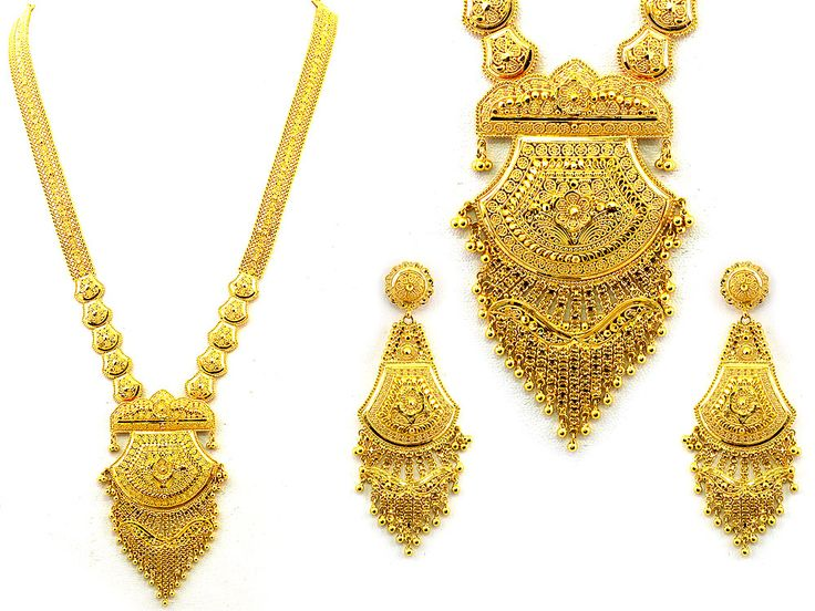 18 Best Gold Jewelry Indian Images On Pinterest