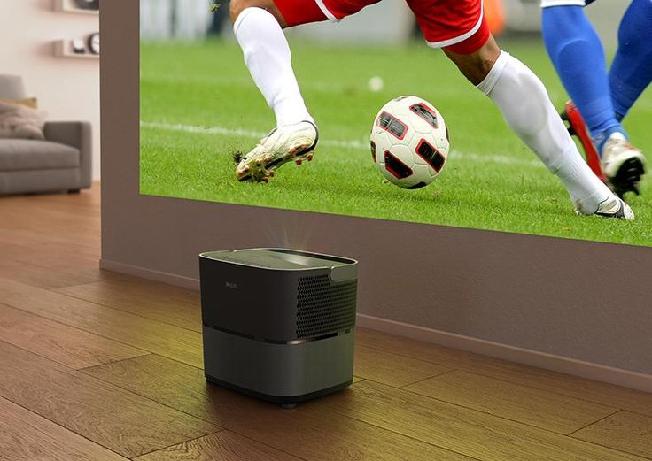 Philips has a new Screeneo short-throw projector | What Hi-Fi?