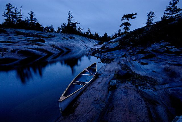 French river - Ontario <3