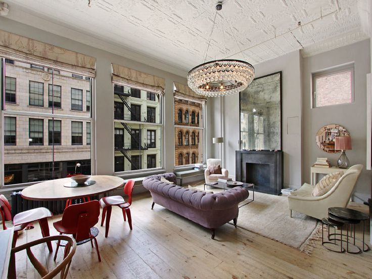 Dearmonet: U201c I Would Love To Buy This NYC Apartment! (minus The Dining Room  Chairs.