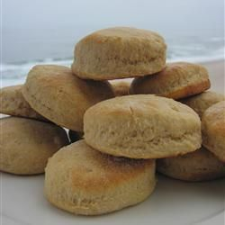 Fluffy Whole Wheat Biscuits