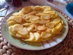 Lezzetzade: Patates Tava Tarifi (misir unlu patates kizartmasi )