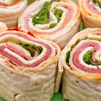 Pinwheel Appetizers - A great finger food!