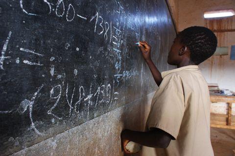 Projeto de cultura literária em Serra Leoa