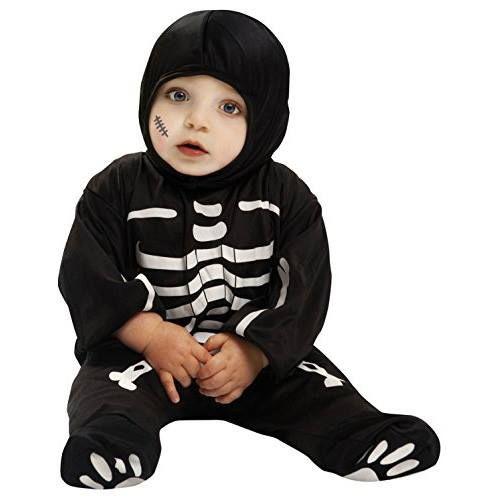 Disfraz de esqueleto para bebé. Prepárate para #Halloween http://www.milideaspararegalar.es/producto/disfraz-de-esqueleto-para-bebe/