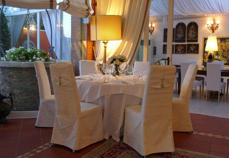 Sala Maiolica #casinodicaccia #italianrestaurant #italianfinerestaurant #weddinglocation #ristoranteitaliano #resort #ristorante #verona