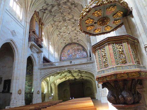 Coro de la iglesia del Convento de los Dominicos