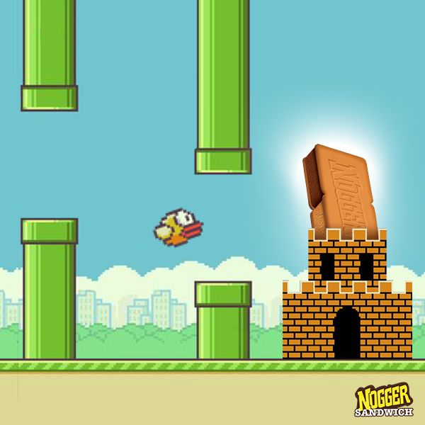 Herkesi çıldırtan Flappy Bird'te sen kaç boruyu geçtin?