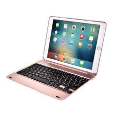 Only US$29.99, buy best 2 In 1 Bluetooth Keyboard Foldable Protective Case Stand For iPad Pro 9.7 Inch & iPad Air 2 sale online store at wholesale price.US/EU warehouse.