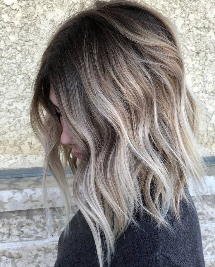 10 Medium to Long Hairstyles in Exciting Blonde Colors – Women Haircut 2020