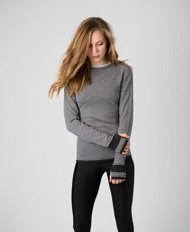 MERINO BASE LAYER // FINDRA Merino long-sleeved baselayers for cycling, walking and staying active. On thecyclingstore.cc now