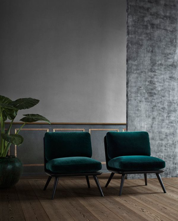 Spine Collection for Danish design house Fredericia by Space Copenhagen