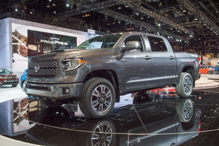 2018 Toyota Tundra TRD Sport Picture