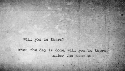 Ben Howard // Under the same sun