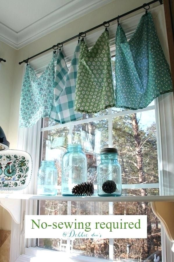 Teal And Red Kitchen Best Blue Kitchen Curtains Ideas On Red Kitchen Turquoise Curtains Window T Kitchen Window Treatments Diy Diy Window Treatments Diy Window