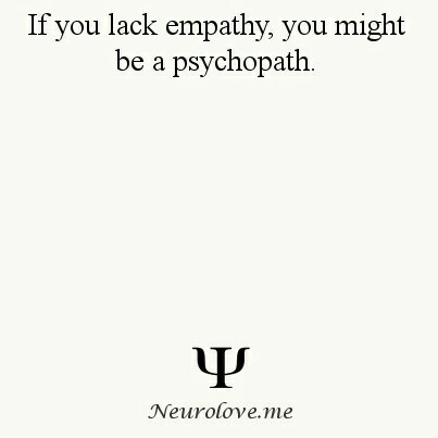Lack of Empathy: The Most Telling Narcissistic Trait Don't expect them to listen, validate, or support you.