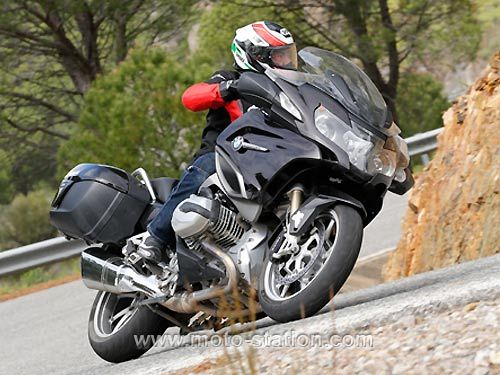 Essai Pneu moto 2014 par Moto Station : #MICHELIN Pilot Road 4