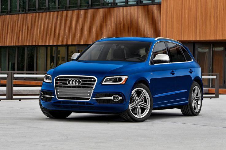 Image of 2014 Audi SQ5