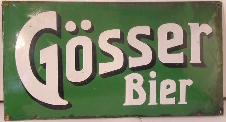 Gösser Bier