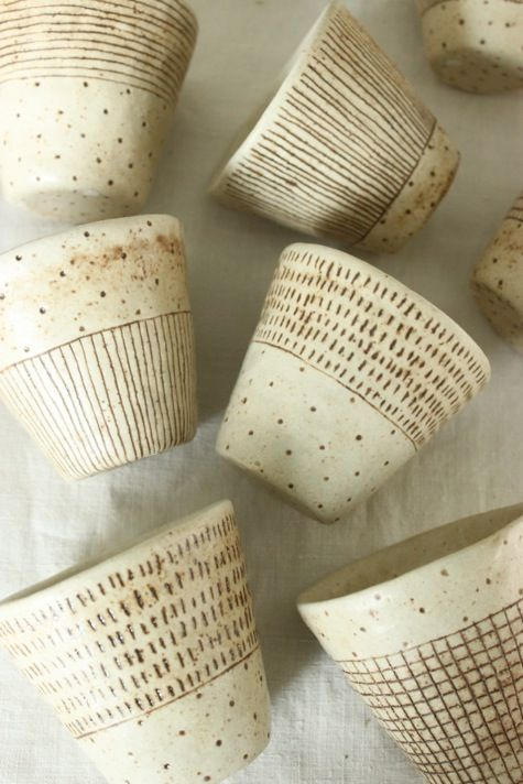 tisane infusion #pottery i love ostentatious pottery. but the humble themes speak to my soul.
