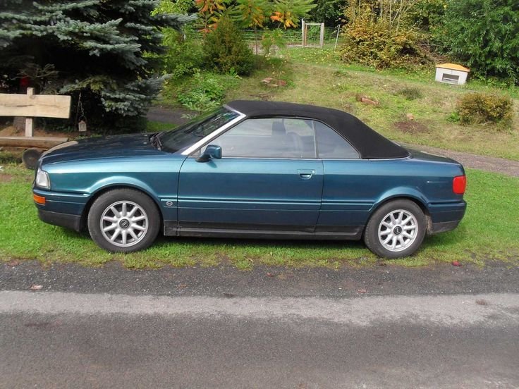 Audi Cabrio 5 Zylinder  2,3 l Motor   Check more at https://0nlineshop.de/audi-cabrio-5-zylinder-23-l-motor/