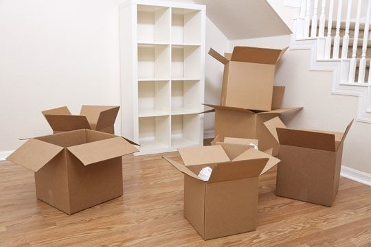 Setting Up Home: Moving Checklist | Apartment Therapy