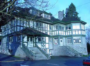 Aberthau Mansion | Vancouver venue